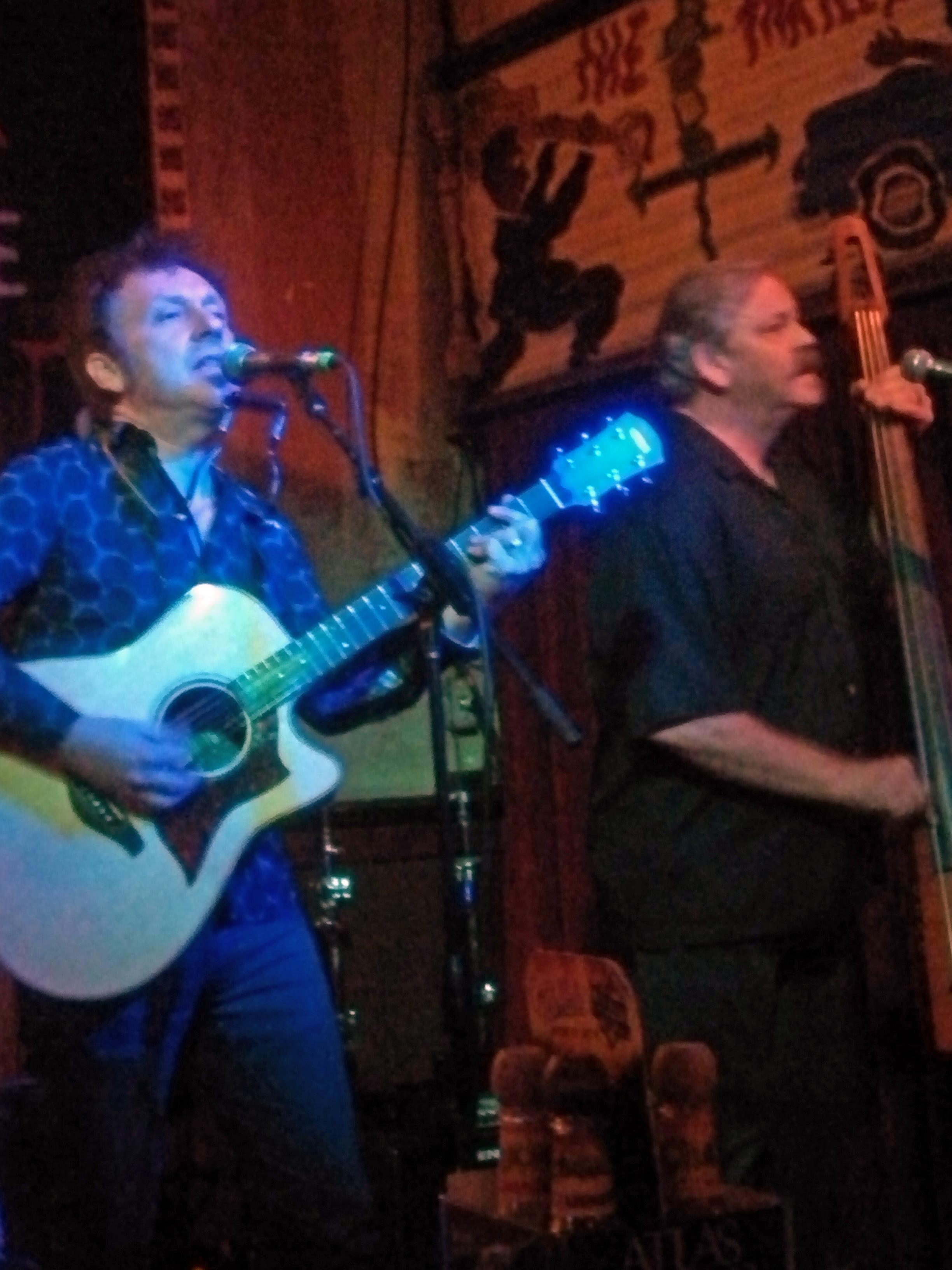 House of Blues, San Diego, April 2013